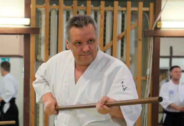 Якимов Олег Борисович
